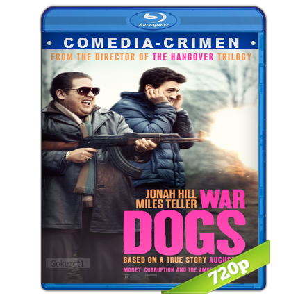 Amigos De Armas (2016) BRRip 720p Audio Trial Latino-Castellano-Ingles 5.1