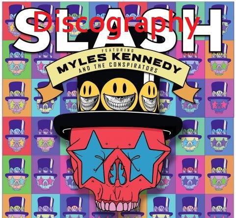 Slash – Discography / Discografia (2009-2018) .Mp3 -320Kbps