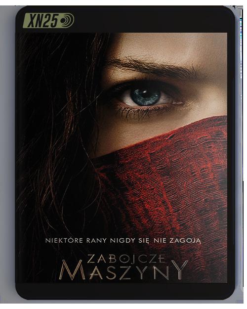 Zabójcze maszyny / Mortal Engines (2018) PLSUBBED.720p.WEB-DL.x264.AC3-XN25 / Napisy PL