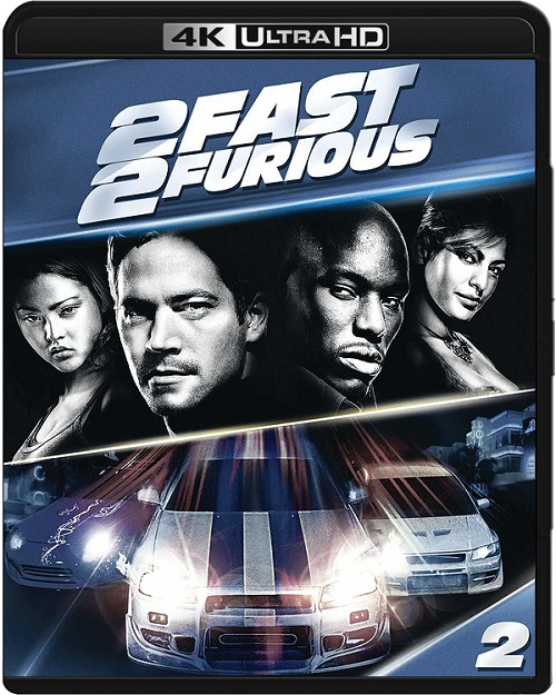 Za szybcy, za wściekli / 2 Fast 2 Furious (2003) MULTi.REMUX.2160p.UHD.Blu-ray.HDR.HEVC.DTS-X7.1-DENDA / LEKTOR i NAPISY PL