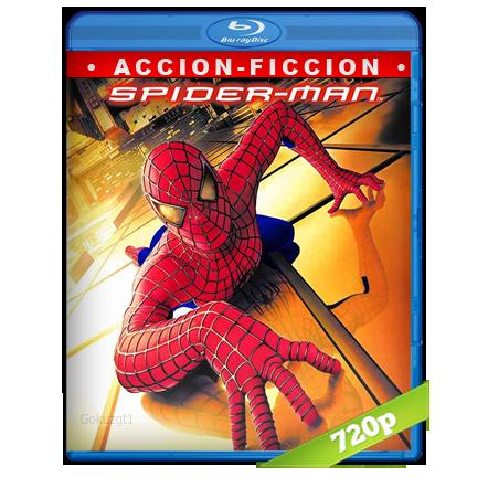El Hombre Araña 1 (2002) BRRip 720p Audio Trial Latino-Castellano-Ingles 5.1
