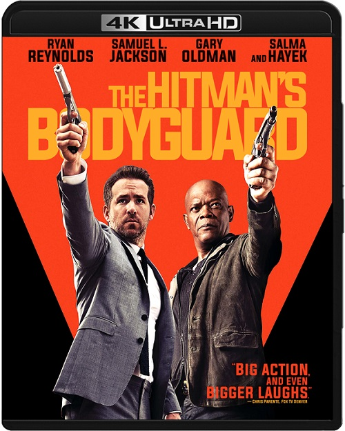 Bodyguard Zawodowiec / Hitman's Bodyguard (2017) MULTi.REMUX.2160p.UHD.Blu-ray.HDR.HEVC.ATMOS7.1-DENDA / LEKTOR i NAPISY PL