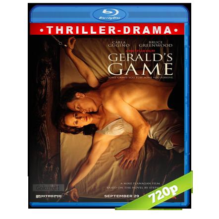 El Juego De Gerald (2017) BRRip 720p Audio Trial Latino-Castellano-Ingles 5.1