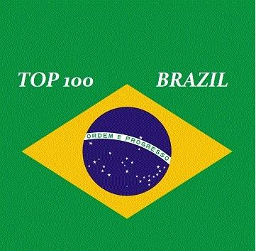 VA - Top 100 Brazil (17-02-2019) (2019) FLAC HiRes