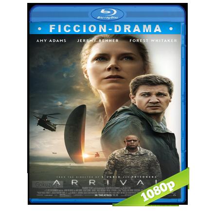 La Llegada 1080p Lat-Cast-Ing 5.1 (2016)