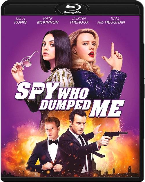 Szpieg, który mnie rzucił / The Spy Who Dumped Me (2018) MULTi.720p.BluRay.x264.AC3-DENDA / LEKTOR i NAPISY PL