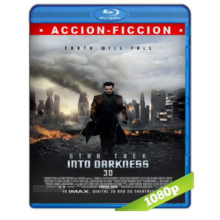 Viaje A Las Estrellas XII 1080p Lat-Cast-Ing 5.1 (2013)