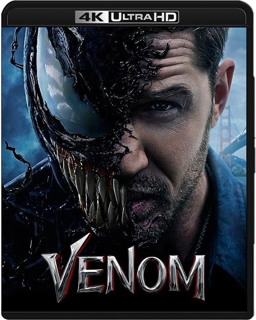 Venom (2018) MULTi.REMUX.2160p.UHD.Blu-ray.HDR.HEVC.ATMOS7.1-DENDA / DUBBING i NAPISY PL