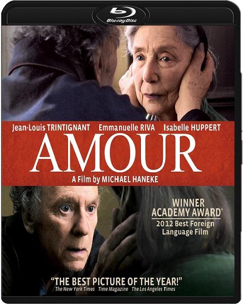 Miłość / Amour (2012) MULTi.720p.BluRay.x264.DTS.AC3-DENDA / LEKTOR i NAPISY PL