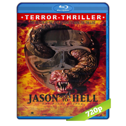 Viernes 13 Parte 9 Jason Va Al Infierno (1993) BRRip 720p Audio Trial Latino-Castellano-Ingles 5.1