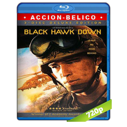 La Caida Del Halcon Negro (2001) BRRip 720p Audio Trial Latino-Castellano-Ingles 5.1