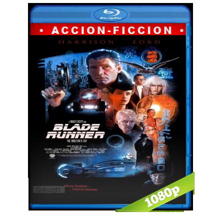 Blade Runner (1982) BRRip Full 1080p Audio Trial Latino-Castellano-Ingles 5.1