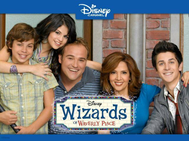 Los Hechiceros de Waverly Place Temporada 3 720p DSNP