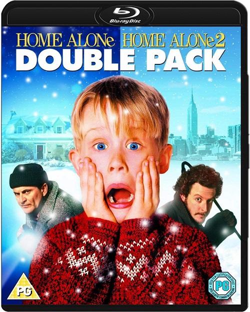 Home Alone (1990-1992) DUOLOGY.MULTi.720p.BluRay.x264.DTS.AC3-DENDA / LEKTOR i NAPISY PL