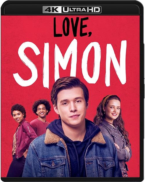 Twój Simon / Love, Simon (2018) MULTi.REMUX.2160p.UHD.Blu-ray.HDR.HEVC.DTS-HD.MA5.1-DENDA / LEKTOR i NAPISY PL