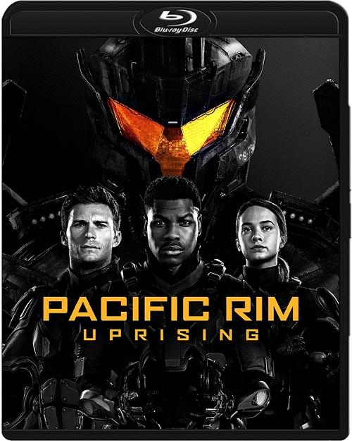 Pacific Rim: Rebelia / Pacific Rim: Uprising (2018) MULTi.720p.BluRay.x264.DTS.AC3-DENDA / DUBBING i NAPISY PL