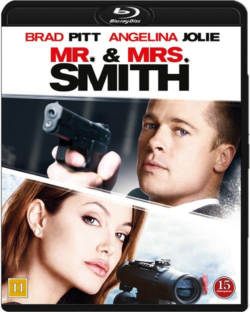 Mr. & Mrs. Smith (2005) THEATRICAL.MULTi.720p.BluRay.x264.DTS.AC3-DENDA / LEKTOR i NAPISY PL
