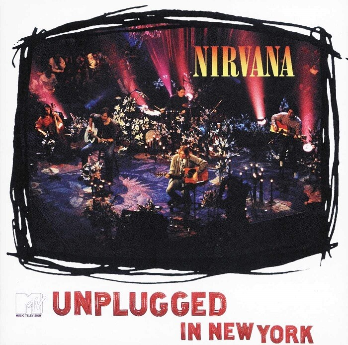 Nirvana - MTV Unplugged In New York (1994) [FLAC]