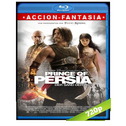 El Principe De Persia Las Arenas Del Tiempo (2010) BRRip 720p Audio Trial Latino-Castellano-Ingles 5.1