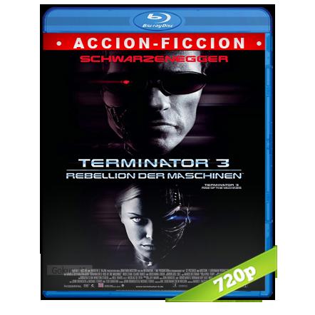 El Exterminador 3 La Rebelion De Las Maquinas (2003) BRRip 720p Audio Trial Latino-Castellano-Ingles 5.1