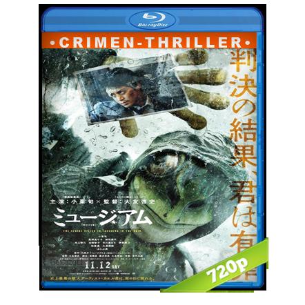 Museum (2016) BRRip 720p Audio Dual Castellano-Japones 5.1