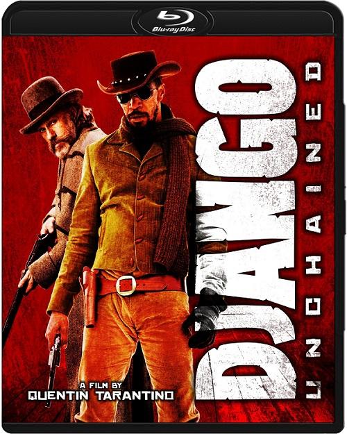 Django / Django Unchained (2012) PL.m720p.BluRay.x264.AC3-DENDA / LEKTOR PL