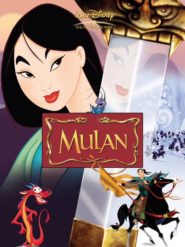 Mulan 1998 MULTi 1080p BluRay HDLight x265-H4S5S