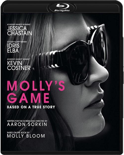 Gra o wszystko / Molly's Game (2017) MULTi.720p.BluRay.x264.DTS.AC3-DENDA / LEKTOR i NAPISY PL