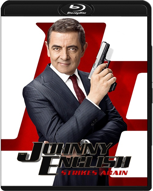Johnny English: Nokaut / Johnny English Strikes Again (2018) MULTi.720p.BluRay.x264.DTS.AC3-DENDA / LEKTOR i NAPISY PL
