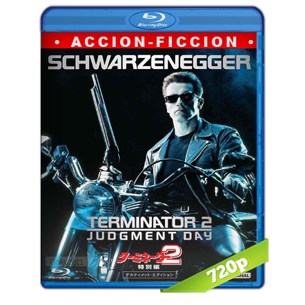 El Exterminador 2 El Dia Del Juicio (1991) BRRip 720p Audio Trial Latino-Castellano-Ingles 5.1