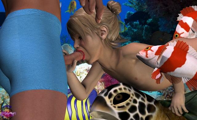 Blue Lagoon(underwater) 2
