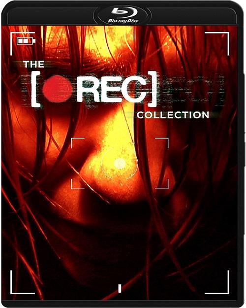 [Rec] / REC (2007-2014) COLLECTION.MULTi.720p.BluRay.x264.DTS.AC3-DENDA / LEKTOR i NAPISY PL