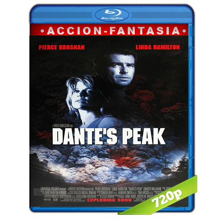 El Pico De Dante (1997) BRRip 720p Audio Trial Latino-Castellano-Ingles 5.1