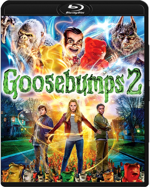 Gęsia skórka 2 / Goosebumps 2: Haunted Halloween (2018) MULTi.720p.BluRay.x264.DTS.AC3-DENDA / LEKTOR i NAPISY PL