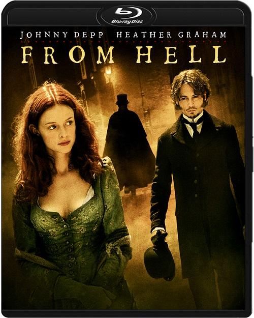 Z piekła rodem / From Hell (2001) MULTi.720p.BluRay.x264.DTS.AC3-DENDA / LEKTOR i NAPISY PL