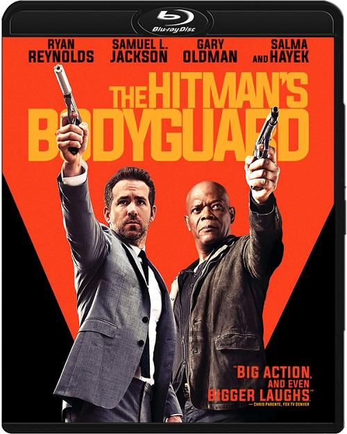 Bodyguard Zawodowiec / Hitman's Bodyguard (2017) MULTi.720p.BluRay.x264.DTS-DENDA / LEKTOR i NAPISY PL
