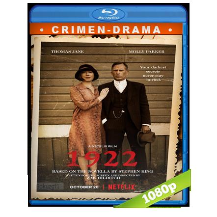 1922 (2017) BRRip Full 1080p Audio Trial Latino-Castellano-Ingles 5.1
