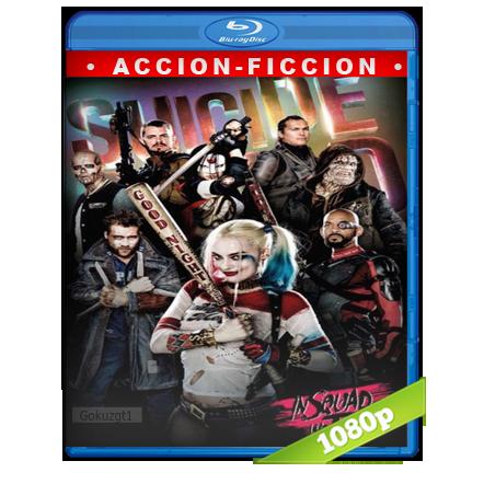 Escuadron Suicida (2016) BRRip Full 1080p Audio Trial Latino-Castellano-Ingles 5.1