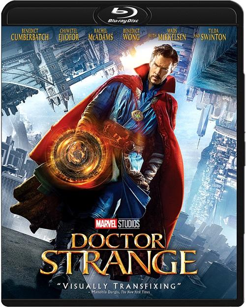 Doktor Strange / Doctor Strange (2016) V2.MULTi.720p.BluRay.x264.DTS.AC3-DENDA / LEKTOR, DUBBING i NAPISY PL