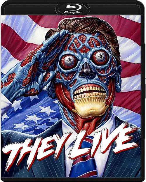 Oni żyją / They Live (1988) REMASTERED.MULTi.720p.BluRay.x264.DTS.AC3-DENDA / LEKTOR i NAPISY PL