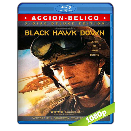 La Caida Del Halcon Negro (2001) BRRip Full 1080p Audio Trial Latino-Castellano-Ingles 5.1