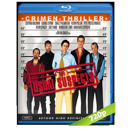 Sospechosos Comunes (1995) BRRip 720p Audio Trial Latino-Castellano-Ingles 5.1