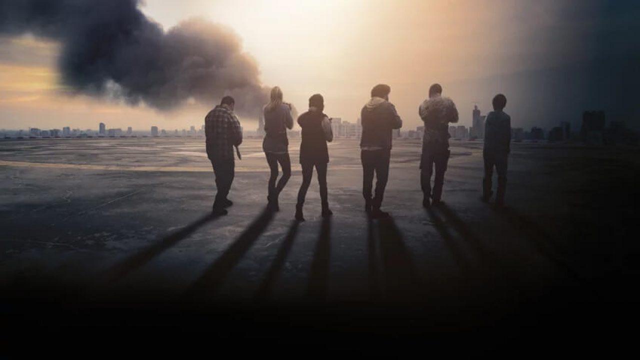 Black Summer S01 WEB-DL HDR Netflix