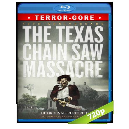 La Masacre De Texas 1 (1974) BRRip 720p Audio Trial Latino-Castellano-Ingles 5.1