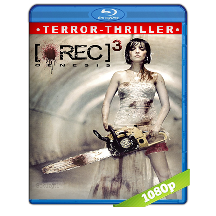 Rec 3 El Comienzo (2012) BRRip Full 1080p Audio Castellano 5.1