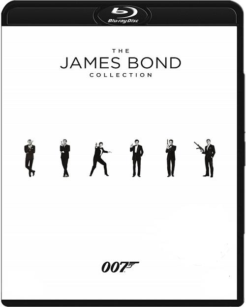 James Bond (1962-2015) COLLECTiON.MULTi.720p.BluRay.x264.DTS.AC3-DENDA / LEKTOR i NAPISY PL