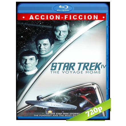 Viaje A Las Estrellas 4 Mision Salvar La Tierra (1986) BRRip 720p Audio Trial Latino-Castellano-Ingles 5.1