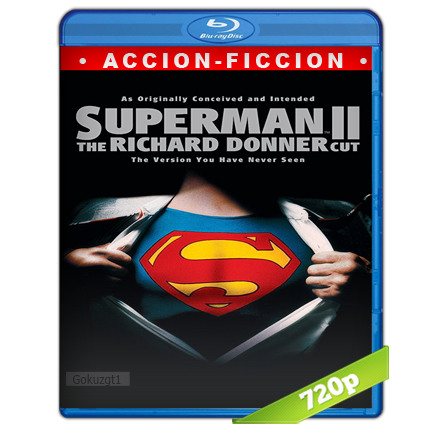 Superman 2 El Montaje De Richard Donner 720p Ing-Subs 5.1 (2006)