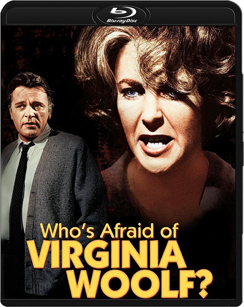 Kto się boi Virginii Woolf? / Who's Afraid of Virginia Woolf? (1966) MULTi.1080p.BluRay.x264.DTS.AC3-DENDA / LEKTOR i NAPISY PL