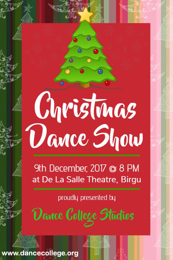 Dance College Studios Christmas Dance Show